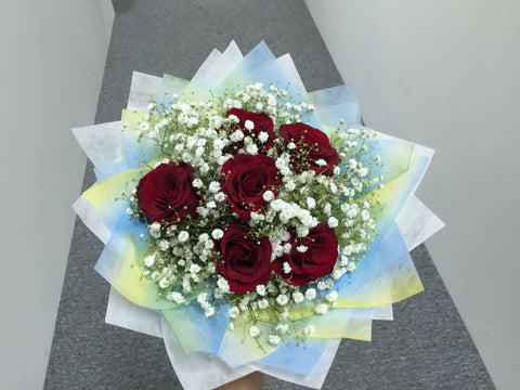 Simple Rose Bouquet - FBQ1452
