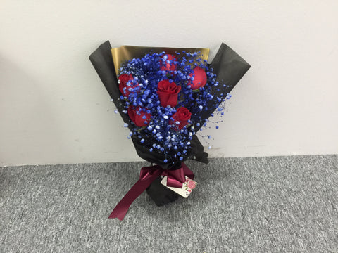 Red Rose Bouquet  - FBQ1246val