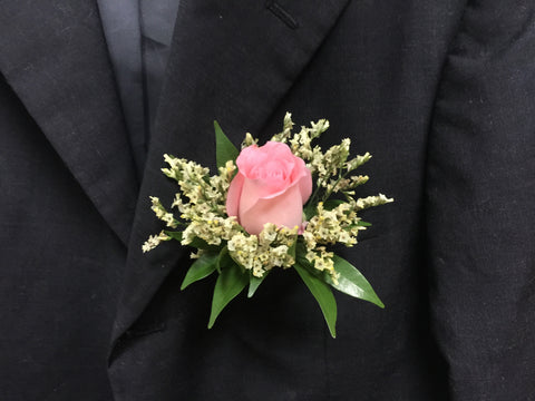 Rose Corsage - WED0341