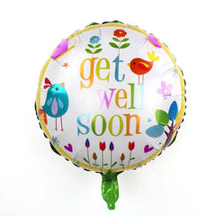 Get Well Soon Balloon ( Non Helium) - BAL0144
