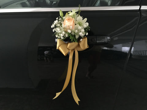 Accompany Car Fresh Flower Decoration III- ACC0785
