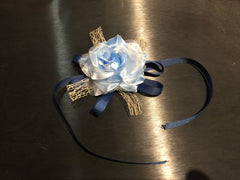 Rose Wrist Corsage   - WED0371