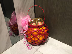 Mandarin Orange Basket      - CNY8233