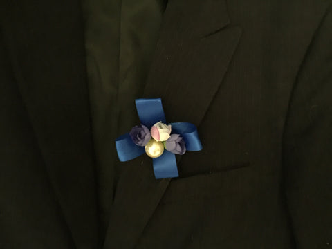 Artificial Rose Corsage  - ART0477
