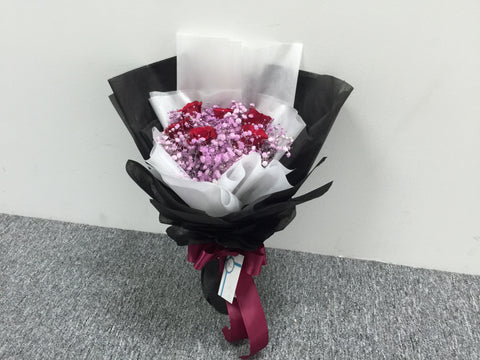 Red Rose Bouquet  - FBQ1231