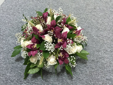 Cymbidium Arrangement- WED0562