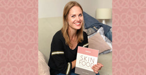 Skin Food Book by Sophie Thompson