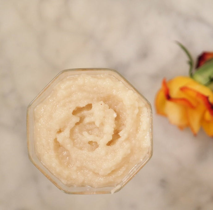 Sister & Co. beauty: Rose infused macadamia body butter