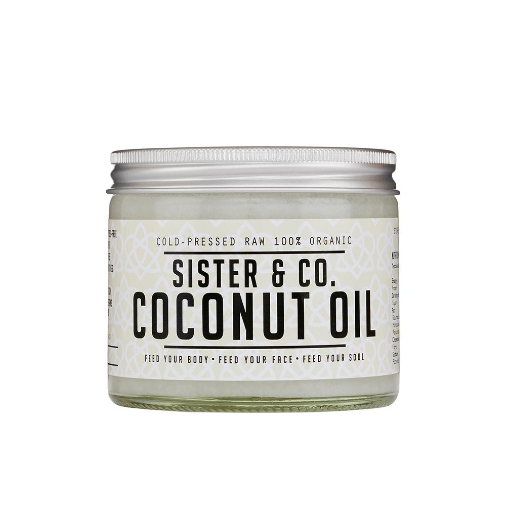 Portable Raw Coconut Oil