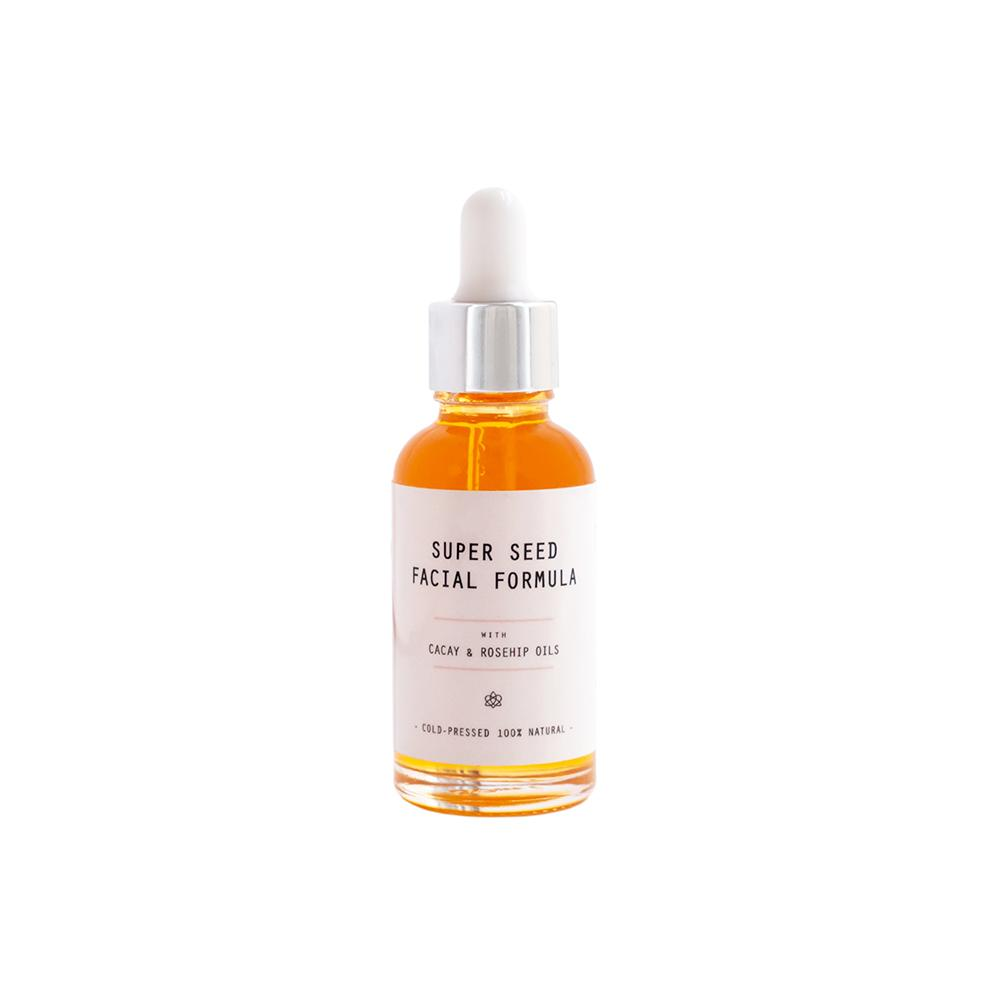 Organic Rosehip Seed Oil Super Seed Facial Oil