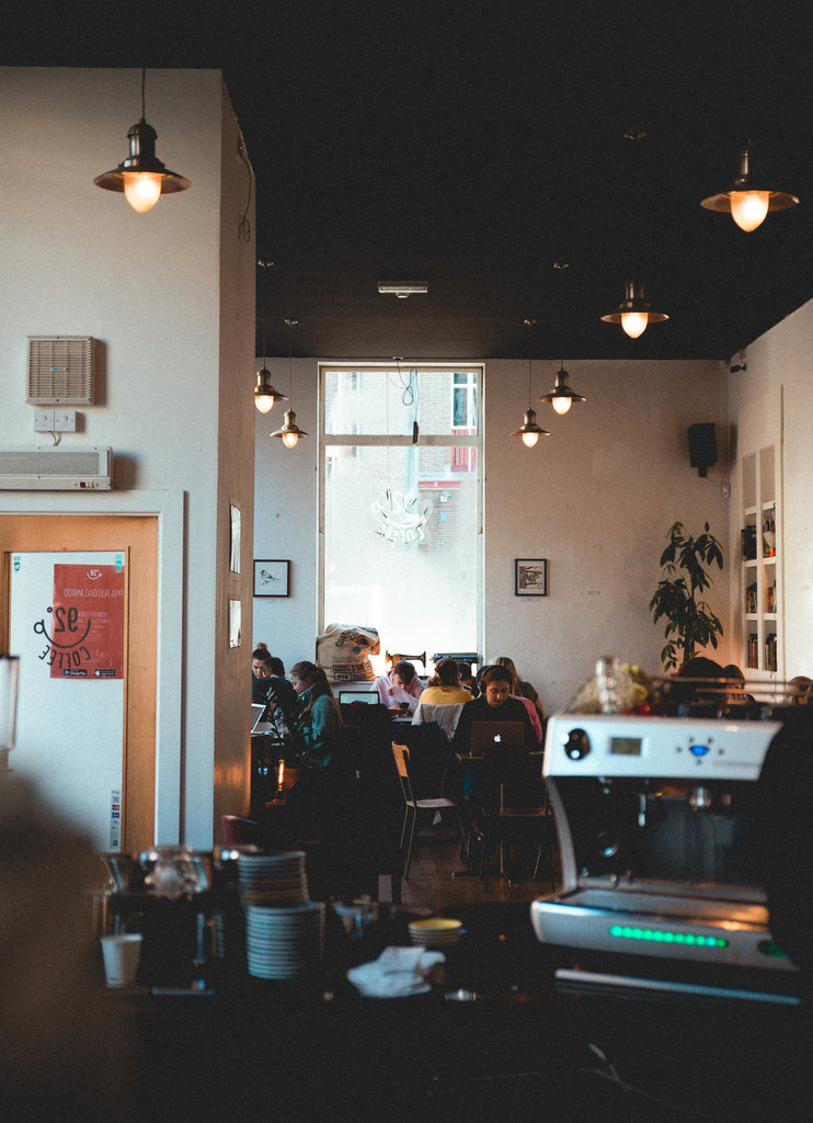 The Growth & Importance of the Coffee Shop