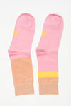 Leeda: socks - BE SOCKS SUNRISE
