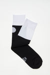 Leeda: socks - BE SOCKS DEEP NIGHT