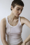 SASKIA DIEZ NARROW GRAND NECKLACE