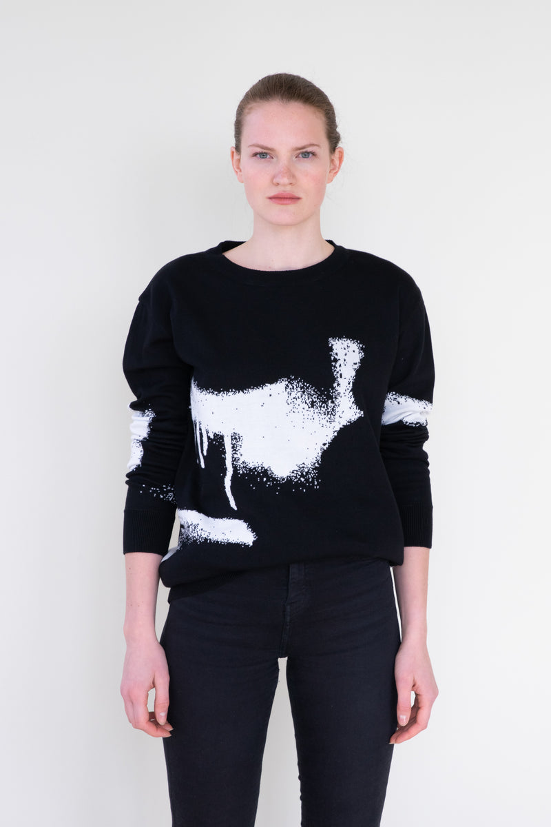 "Leeda: jumper - UNISEX JUMPER ""CATCH ME"""
