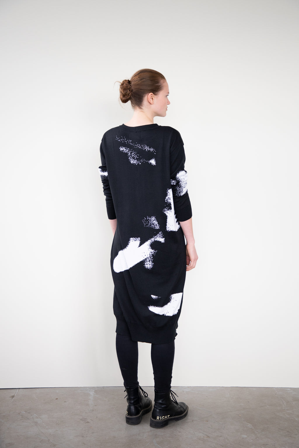 "Leeda: dress - LONG JUMPER ""CATCH ME"""