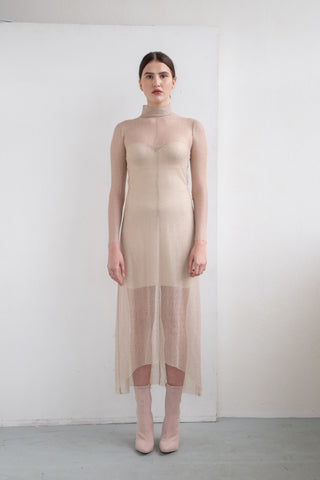 ASYMMETRIC WEDDING DRESS