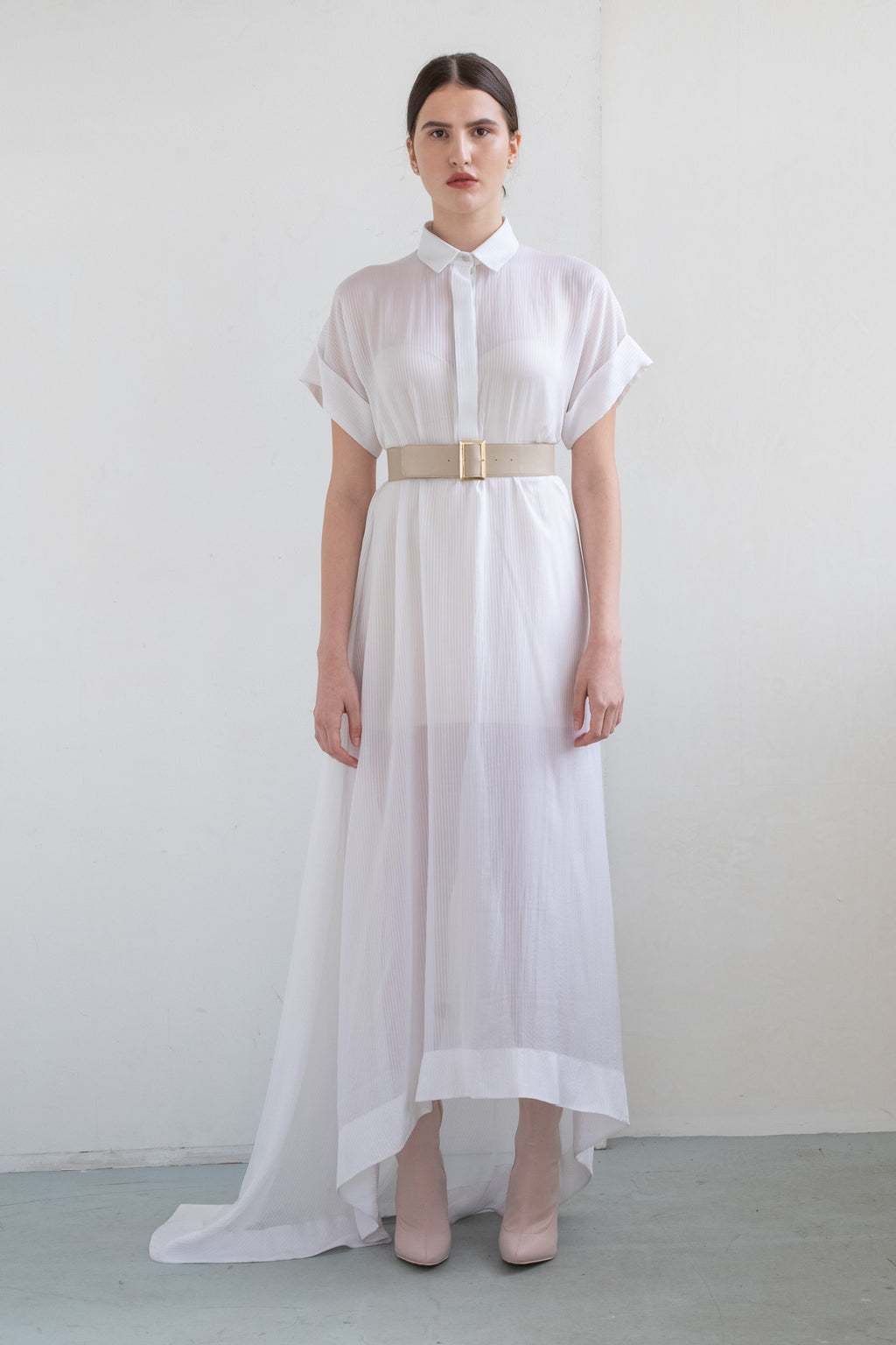 WEDDING SHIRT DRESS