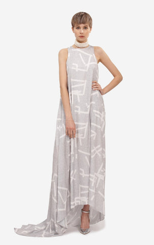 "DRESS ""ABSTRACT"""