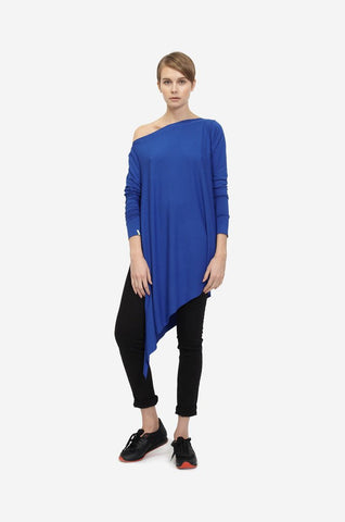 ASYMETRIC WRAP TOP