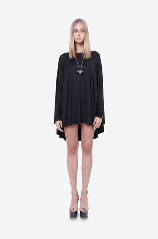 Leeda: top - CIRCLE TOP/LITTLE DRESS