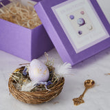 Real Egg Secret Invitation