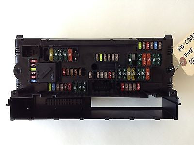 BMW F10 OEM FUSE RELAY BOX POWER DISTRIBUTION 9252815 528i 535i 550i M5 2011 12