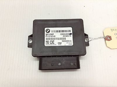 BMW OEM F10 EMF PARKING BRAKE CONTROL UNIT MODULE 6854856 6863277 528i 535i