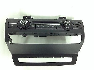 BMW E70 E71 X5 X6 FRONT AC CONTROL UNIT CONTROLS BRACKET 9234332 927965 9310446