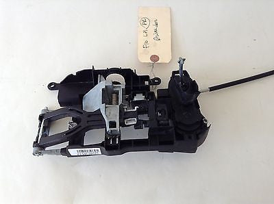 BMW F10 OEM FRONT DRIVER DOOR HANDLE LOCK INNER 528i 535i 550i M5 1720745109