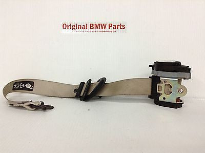 BMW 528i 535i 550i F10 OEM UPPER BELT FRONT RIGHT PASSENGER 7241754 OYSTER