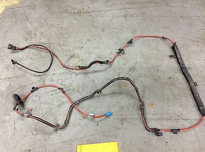 BMW F10 F11 OEM ELECTRIC POWER STEERING WIRING HARNESS 9219023 9248027