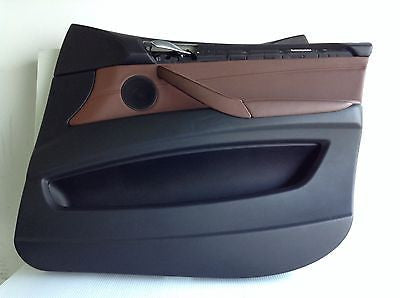 BMW E70 X5 35ix OEM FRONT RIGHT PASSENGER DOOR PANEL NEVADA BROWN 3639172