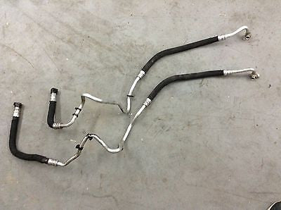 BMW F10 OEM OIL COOLER HOSES 535i 535xi 550i 2011 2012 2013