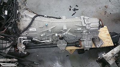 BMW F10 OEM N55 AUTOMATIC TRANSMISSION AT AWD 4x4 XDRIVE 535XI 535 73K TURBO