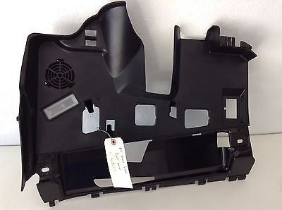 BMW F10 OEM DRIVER KNEE KICK PANEL 528i 535i 550i M5 2011 2012 2013 9211861