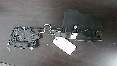 BMW F10 OEM LEFT REAR DOOR LATCH LOCK ACTUATOR WITH SOFT CLOSE 528i 535i 550i
