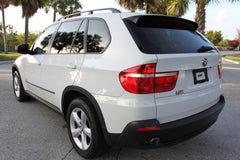 2010 BMW X5 TURBO DIESEL 4x4 E70 SUV LOW MILES WHITE PANORAMA ROOF 210KW