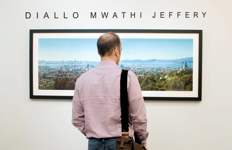 Diallo Mwathi Jeffery Gallery Exhibit