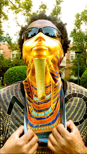 The Golden Mask - Tut X®