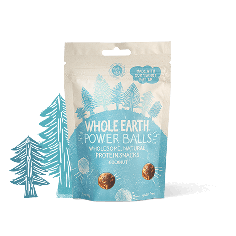 Power Balls Coconut