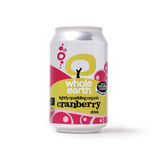 Organic Sparkling Cranberry Drink 330ml