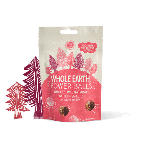 Power Balls Goji & Red Berry 50g