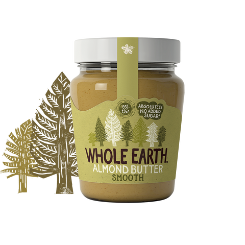 Smooth Almond Butter 227g
