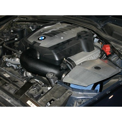aFe MagnumFORCE Intakes Stage 2 P5R BMW 550i (E60) 650Ci (E63/64) 06-09