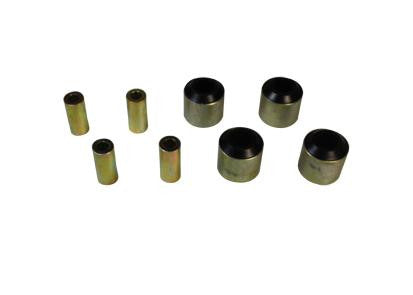 BMW 08-11 1 Series & 3 Series Whiteline Plus Rear Trailing Arm Lower Front & Rear Bushing