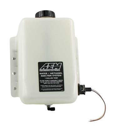 AEM V2 One Gal Tank Kit w/ Conductive Fluid Level Sensor