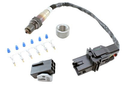 AEM Universal EMS Wideband 02 Kit Sensor/ Bung/ Connector/ Wire-Seals/ Pins
