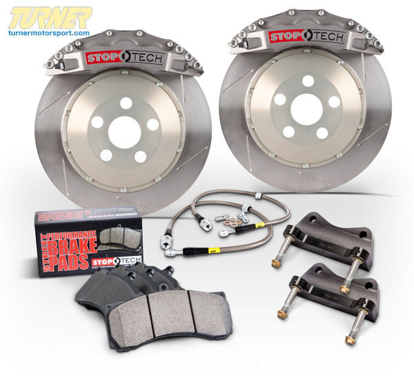 Turner Championship Edition Trophy Big Brake Kit - Front - E9X M3 1M - ST-60 380x35