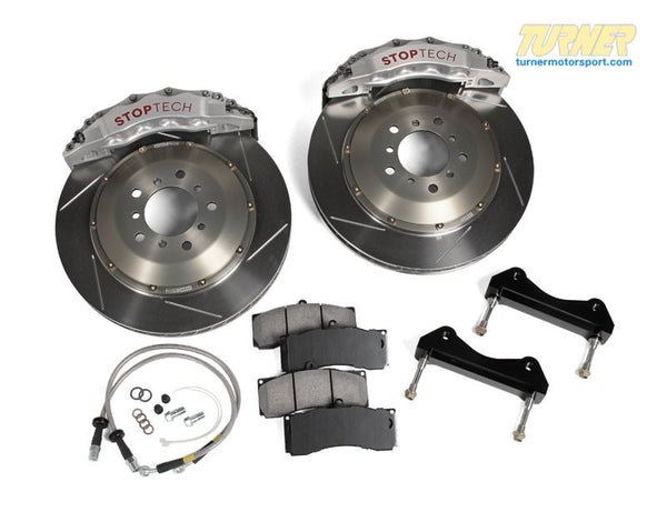 Turner Championship Edition Trophy Big Brake Kit - Front - E9X 335d, 335i, 335is, 335xi - ST-60 355x32